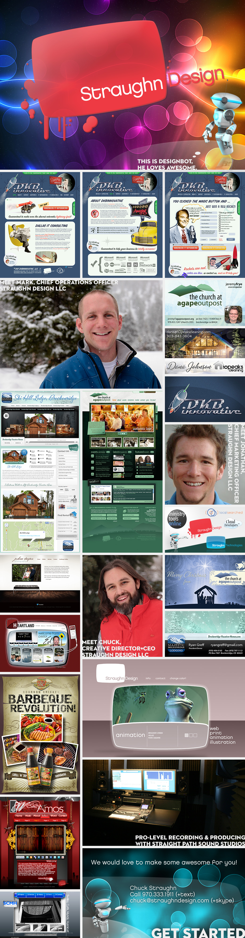 Breckenridge Web Design